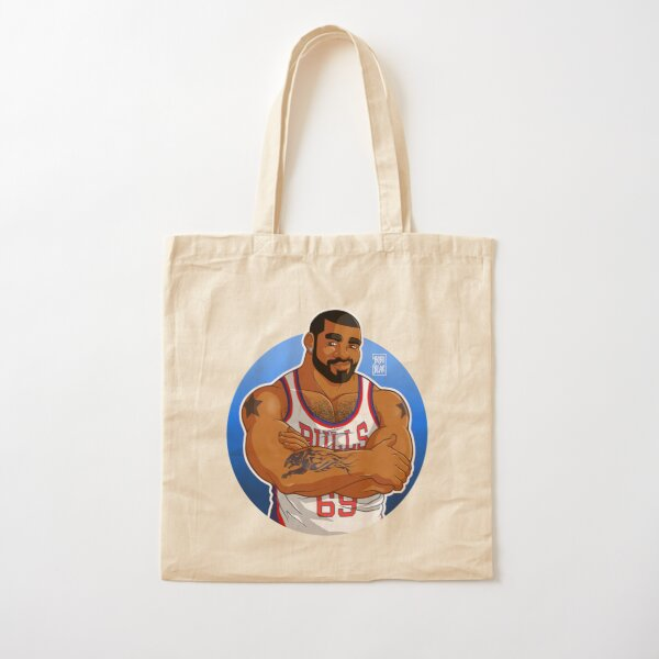 CHUCK LIKES BASKET TOPS Cotton Tote Bag