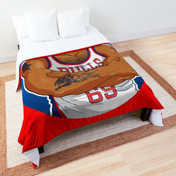 CHUCK LIKES BASKET TOPS Comforter