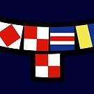 Nautical Flag F You by AlwaysReadyCltv