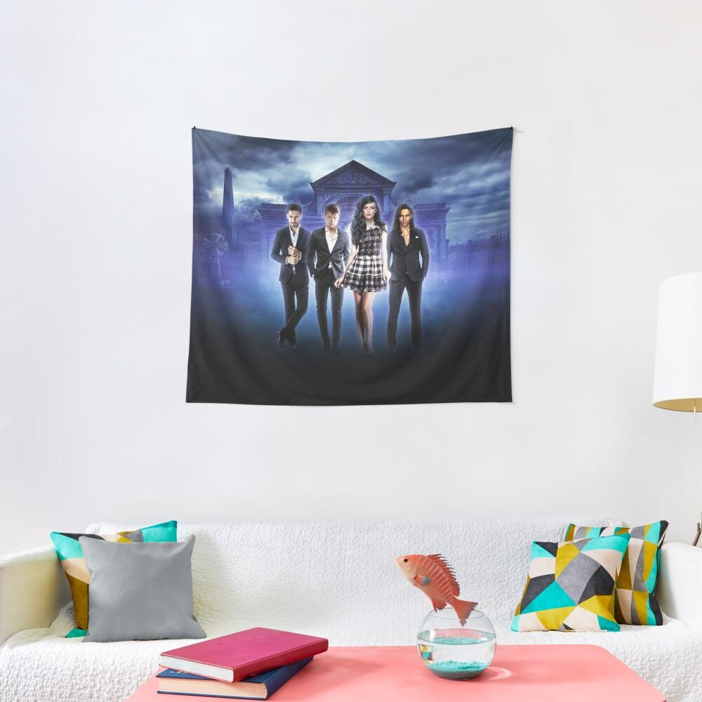 Born Vampire Complete series artwork Tapestry