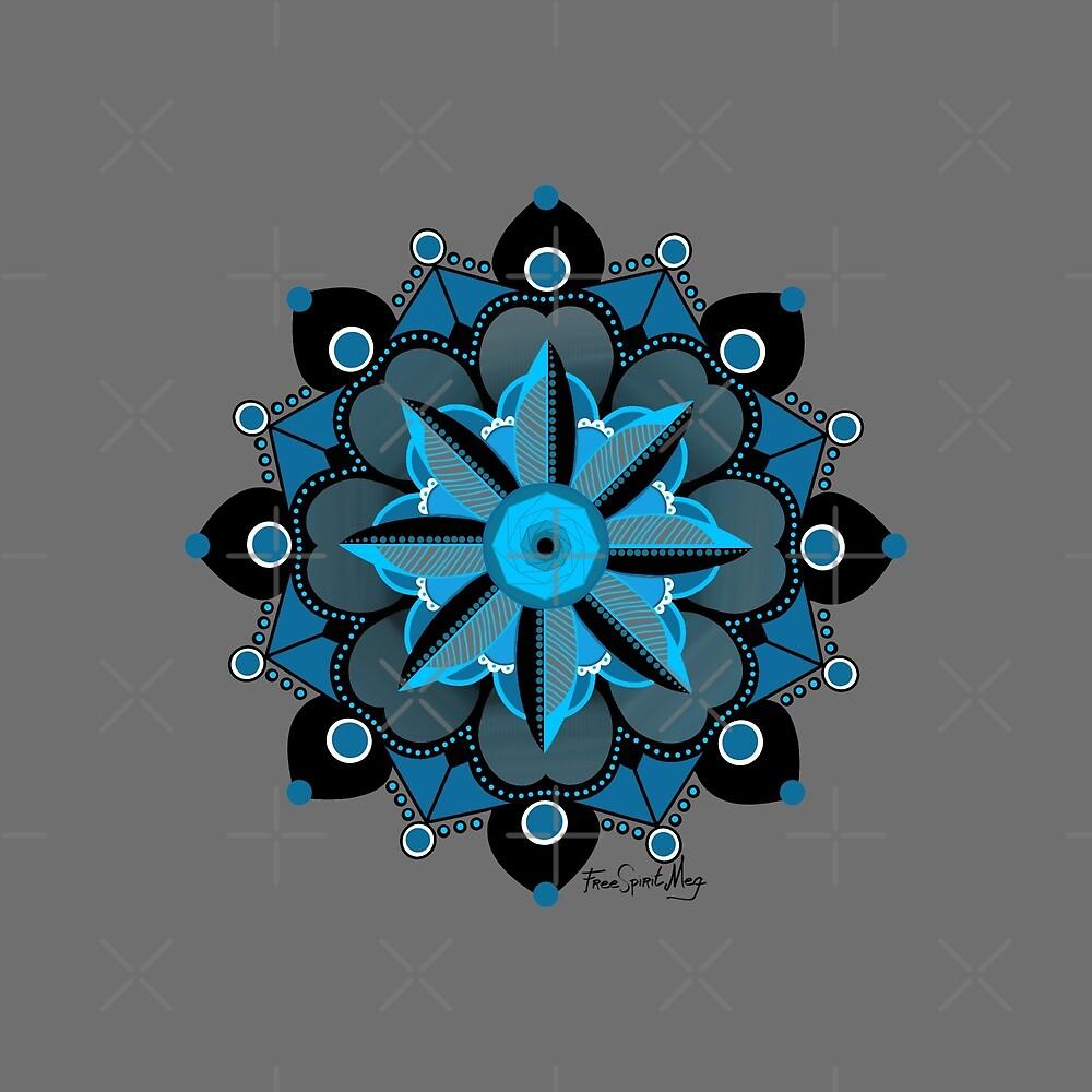 Bluedana by Free-Spirit-Meg