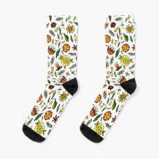 Magic meadow Sock