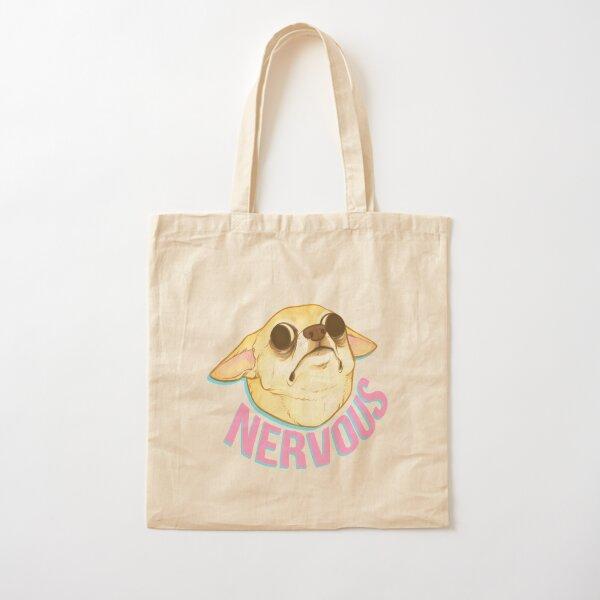 reusable CS Papillon dog breed cotton shopping//shoulder//beach//tote bag Gift