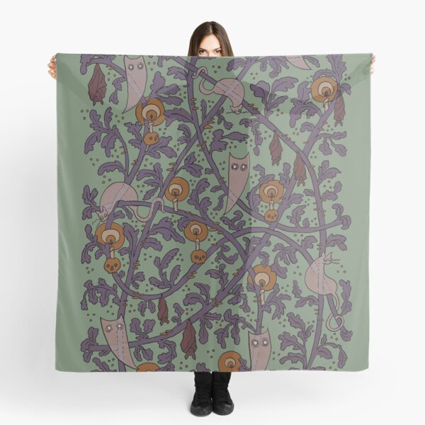 The Haunted Woods Scarf