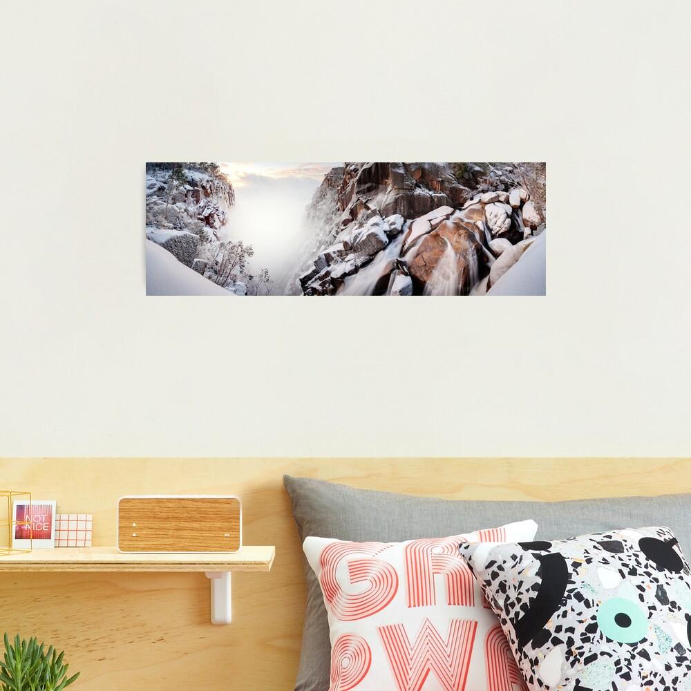 Crystal Falls, Mt Buffalo, Victoria, Australia Photographic Print