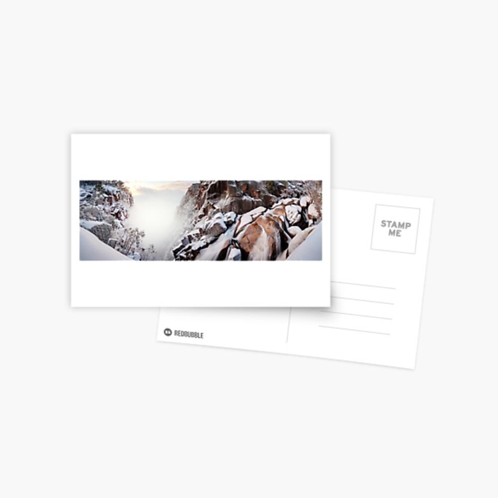 Crystal Falls, Mt Buffalo, Victoria, Australia Postcard