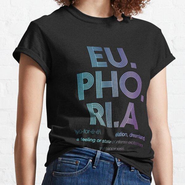 euforia Camiseta clásica