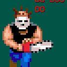 Chainsaw Maniac - DO DO DO DOO DO by Michael Bastianelli