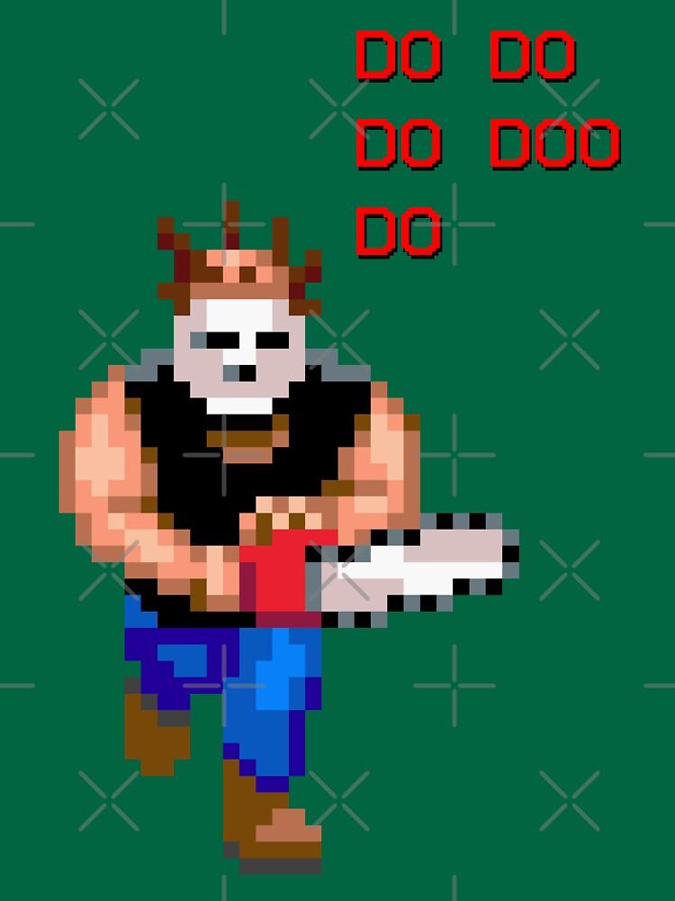Chainsaw Maniac - DO DO DO DOO DO by Bastianelli