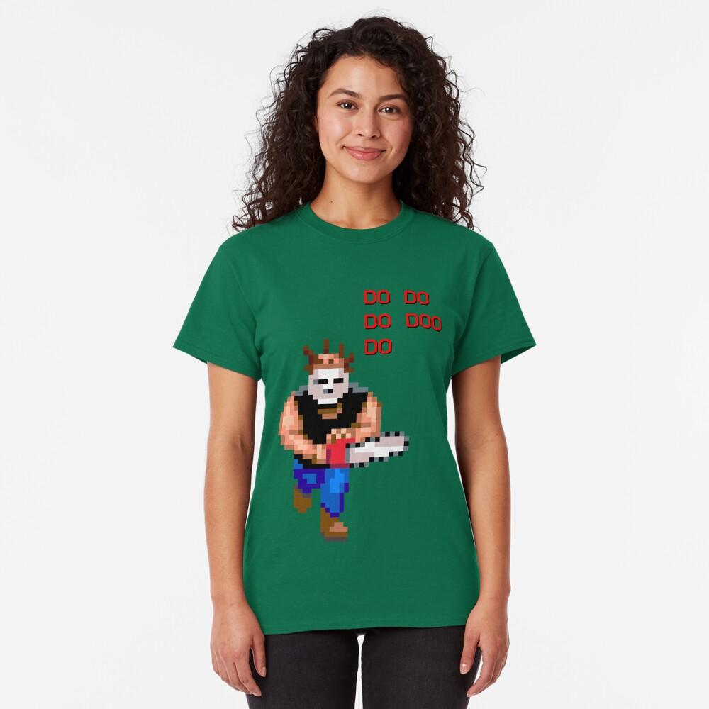 Chainsaw Maniac - DO DO DO DOO DO Classic T-Shirt