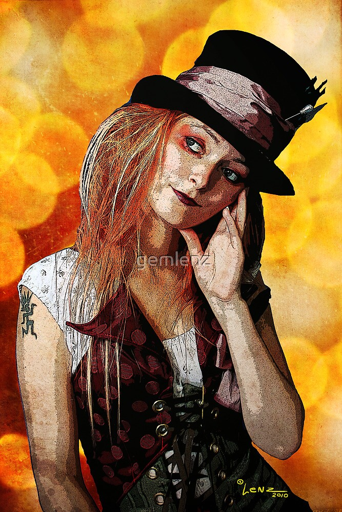 Mad Hatter by gemlenz