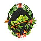 Chameleon by Elsbet