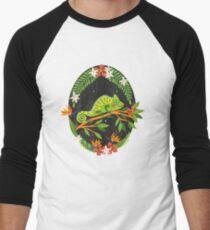 Chameleon Baseball ¾ Sleeve T-Shirt