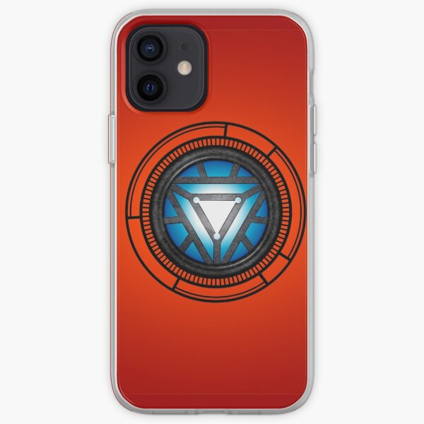 The Arc Reactor iPhone Soft Case