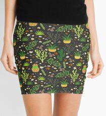 Prairie plants Mini Skirt