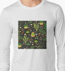 Prairie plants Long Sleeve T-Shirt