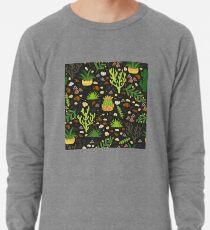 Prairie plants Lightweight Sweatshirt