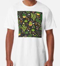 Prairie plants Long T-Shirt
