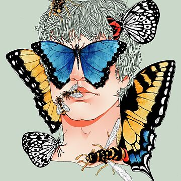 Butterfly Boy by GardenLane