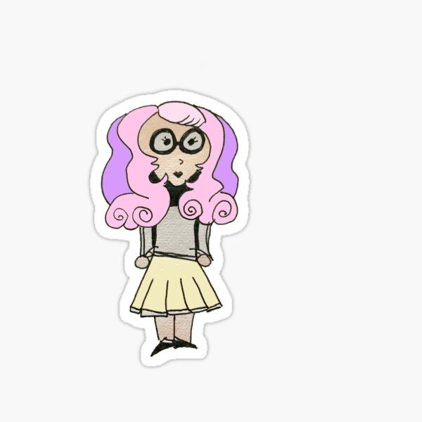 Pinky Twirlykins Sticker