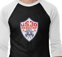 U.S.30 Dragstrip Shirt Men's Baseball ¾ T-Shirt