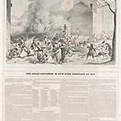 Original Article Great Explosion in New York 1850 by GumptionLLC