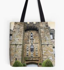 Lumley Castle: Standing Tall and Mighty Tote Bag