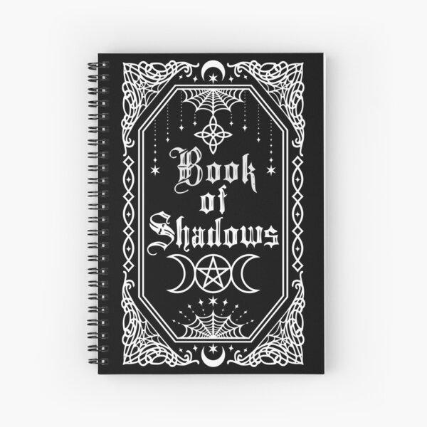 Book of Shadows Spiral Notebook