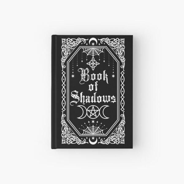 Book of Shadows Hardcover Journal