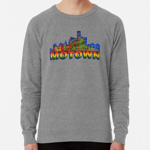 MOTOWN Lightweight Sweatshirt