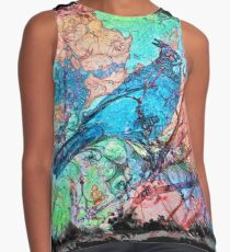 The Atlas of Dreams - Color Plate 233 Sleeveless Top