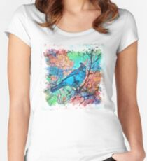 The Atlas of Dreams - Color Plate 233 Fitted Scoop T-Shirt