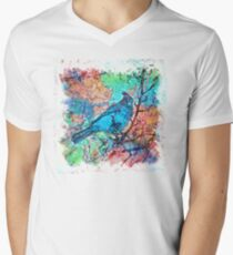 The Atlas of Dreams - Color Plate 233 V-Neck T-Shirt