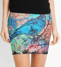 The Atlas of Dreams - Color Plate 233 Mini Skirt