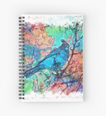 The Atlas of Dreams - Color Plate 233 Spiral Notebook