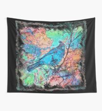 The Atlas of Dreams - Color Plate 233 Wall Tapestry