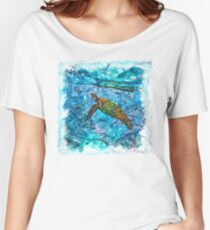 The Atlas of Dreams - Color Plate 234 Relaxed Fit T-Shirt