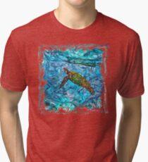 The Atlas of Dreams - Color Plate 234 Tri-blend T-Shirt