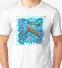 The Atlas of Dreams - Color Plate 234 Slim Fit T-Shirt