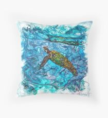 The Atlas of Dreams - Color Plate 234 Throw Pillow