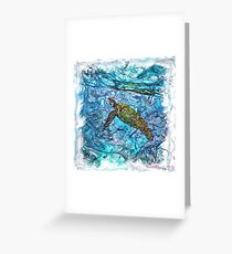 The Atlas of Dreams - Color Plate 234 Greeting Card