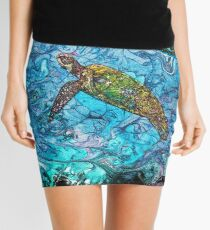 The Atlas of Dreams - Color Plate 234 Mini Skirt