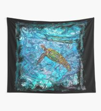 The Atlas of Dreams - Color Plate 234 Wall Tapestry