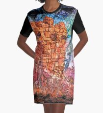 The Atlas of Dreams - Color Plate 235 Graphic T-Shirt Dress