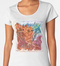 The Atlas of Dreams - Color Plate 235 Premium Scoop T-Shirt