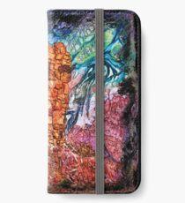 The Atlas of Dreams - Color Plate 235 iPhone Wallet/Case/Skin