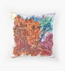 The Atlas of Dreams - Color Plate 235 Throw Pillow