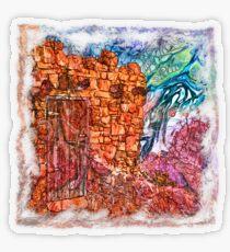 The Atlas of Dreams - Color Plate 235 Transparent Sticker