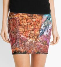 The Atlas of Dreams - Color Plate 235 Mini Skirt
