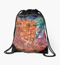 The Atlas of Dreams - Color Plate 235 Drawstring Bag